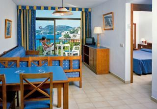 Hotel Novomar Wohnbeispiel