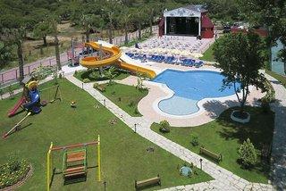 Hotel Venüs Pool