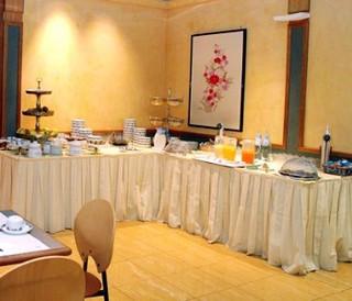 Hotel Best Western Artdeco Restaurant