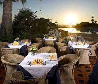 Hotel Algarve Casino Terasse