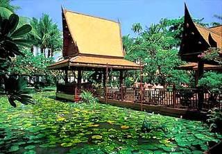 Hotel AVANI Pattaya Resort Garten