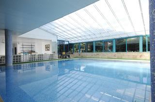 Hotel Dinler Hotels - Alanya Hallenbad