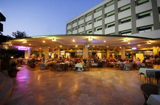Hotel Dinler Hotels - Alanya Terasse