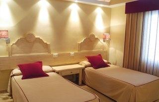 Hotel Bungalows Cordial Biarritz Wohnbeispiel