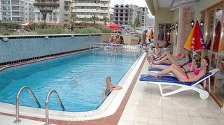 Hotel Maris Beach Pool