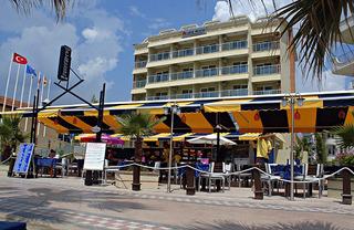 Hotel Maris Beach Terasse