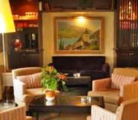 Hotel De La Jatte Lounge/Empfang