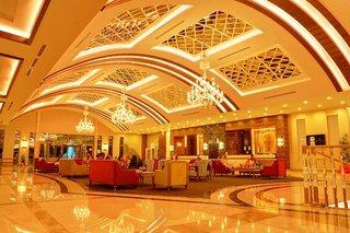 Hotel Kahya Resort Aqua & Spa Lounge/Empfang