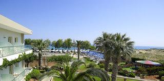 Hotel Malia Bay Beach Hotel & Bungalows Außenaufnahme