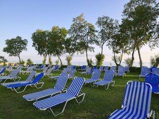 Hotel Malia Bay Beach Hotel & Bungalows Garten