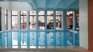 Hotel Real Marina Hotel & Spa Hallenbad