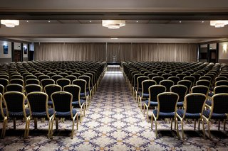 Hotel DoubleTree by Hilton Glasgow Central Konferenzraum