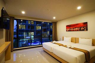 Hotel Beston Hotel Pattaya Wohnbeispiel