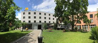 Hotel JUFA Graz City Außenaufnahme