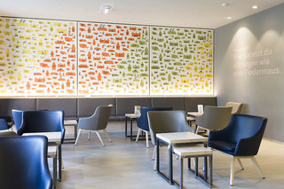 Hotel JUFA Graz City Lounge/Empfang