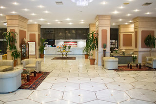 Hotel Creta Star Lounge/Empfang