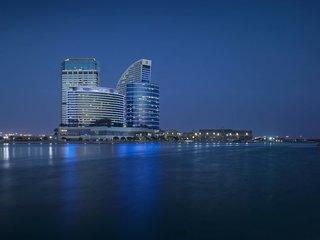 Hotel Crowne Plaza Dubai Festival City Außenaufnahme