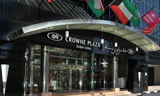 Hotel Crowne Plaza Deira Außenaufnahme