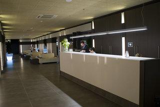 Hotel Papi Lounge/Empfang