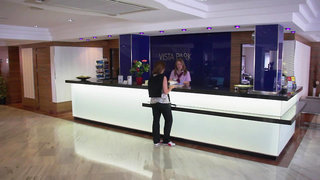 Hotel Vista Park Hotel & Apartments Lounge/Empfang