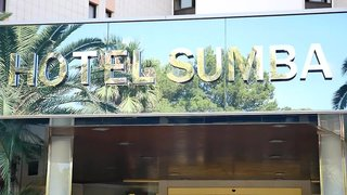 Hotel allsun Hotel Sumba Außenaufnahme