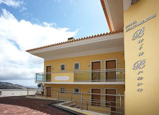 Hotel Baia Brava Außenaufnahme