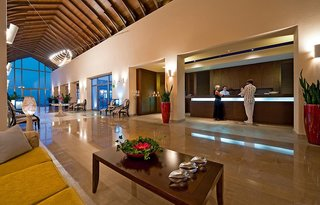 Hotel Cavo Spada Luxury Sports & Leisure Resort & Spa Lounge/Empfang
