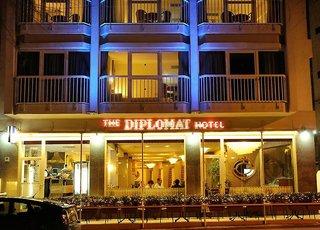 Hotel The Diplomat Außenaufnahme