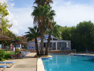 Hotel Club Ciudadela Pool