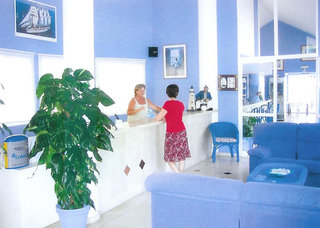 Hotel Club Ciudadela Lounge/Empfang