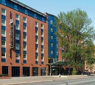 Hotel NH Hamburg Altona Außenaufnahme