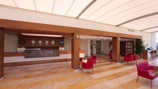 Hotel Yalihan Una Lounge/Empfang