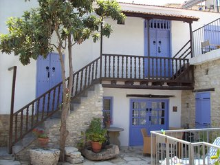 Hotel Traditional Cyprus Villages - Houses in Kalavasos Außenaufnahme