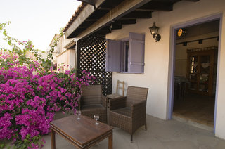Hotel Traditional Cyprus Villages - Houses in Kalavasos Terasse