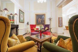 Hotel Kaiserhof Wien Lounge/Empfang