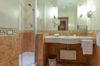 Hotel Kaiserhof Wien Badezimmer