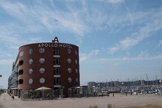 Hotel Apollo Hotel Ijmuiden Seaport Beach Außenaufnahme