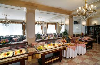 Hotel Ambassador Zlata Husa Restaurant