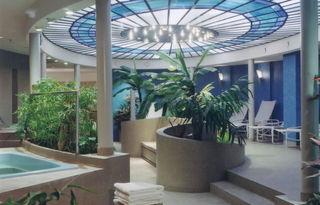 Hotel Park Inn by Radisson Berlin-Alexanderplatz Wellness