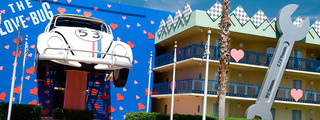 Hotel Disney´s All Star Movies Resort Außenaufnahme