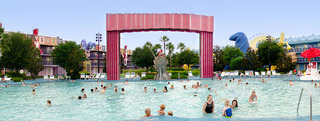 Hotel Disney´s All Star Movies Resort Pool