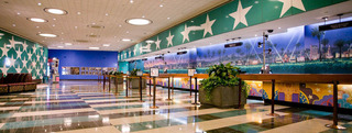 Hotel Disney´s All Star Movies Resort Lounge/Empfang