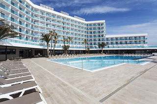 Hotel Best Sabinal Außenaufnahme