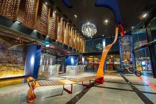 Hotel Siam@Siam Design Hotel Pattaya Lounge/Empfang