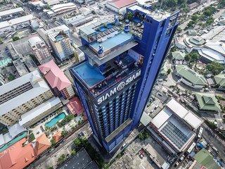 Hotel Siam@Siam Design Hotel Pattaya Außenaufnahme