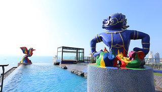 Hotel Siam@Siam Design Hotel Pattaya Pool