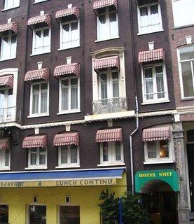 Hotel Cornelisz Außenaufnahme