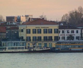 Hotel Panorama Venedig Außenaufnahme