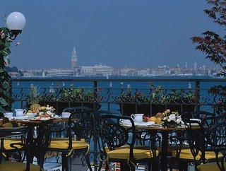 Hotel Panorama Venedig Terasse