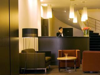 Hotel NH Caransa Lounge/Empfang